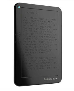 Ebook para cegos