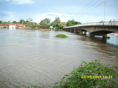 Onde estão os desabrigados das enchentes em Bacabal e região?