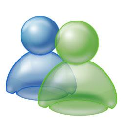 Os vários tipos de contatos do MSN