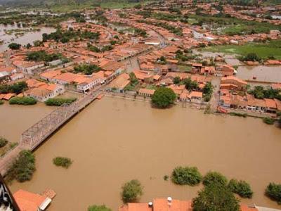 Enchentes no Maranhão – Pedreiras e Trizidela do Vale