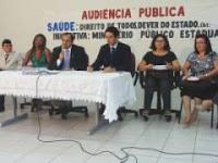 Saúde pública de Bacabal é discutida pela Promotoria de Justiça