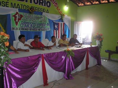 Encontro de blogueiros do Maranhão
