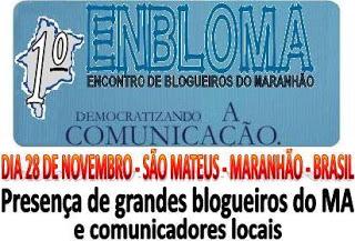1º encontro de blogueiros do Maranhao