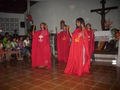 Festejo de Santa Luzia 2009