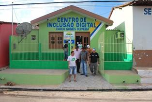 Centro de Inclusão Digital de Paulo Ramos – MA