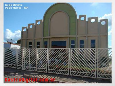 Igreja Batista - Paulo Ramos - MA
