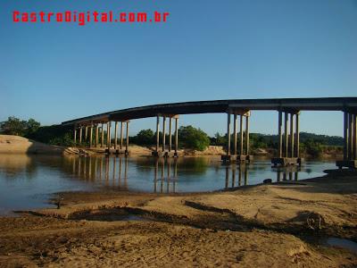 Ponte do Galo Duro - Rio Grajaú - Paulo Ramos - MA