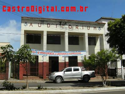 IMAGEM - Auditorium do Colégio Pinheirense - 2ª ENBLOG-MA