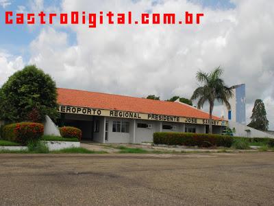 IMAGEM - Aeroporto de Bacabal