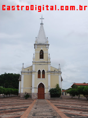 IMAGEM - Igreja Santa Teresinha - Bacabal