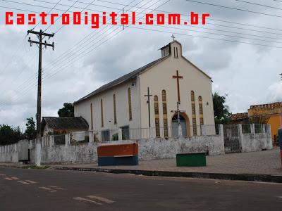 IMAGEM - Igreja Santo Antonio no Ramal - Bacabal