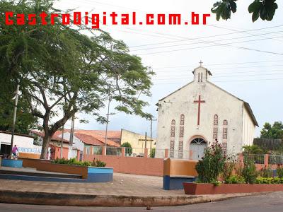 IMAGEM - Praça do Ramal - Bacabal