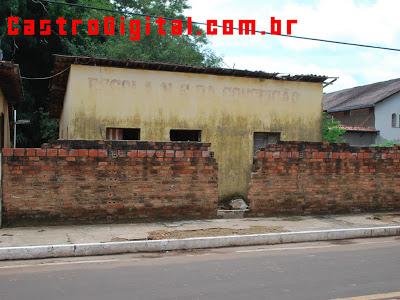 IMAGEM - Prédio Antigo - Bacabal