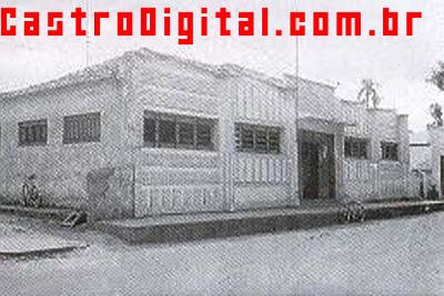 IMAGEM - Prefeitura antiga de Bacabal