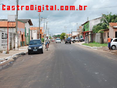 IMAGEM - Rua de Bacabal