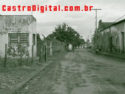 IMAGEM - Rua da Brasoleo - Antiga Bacabal