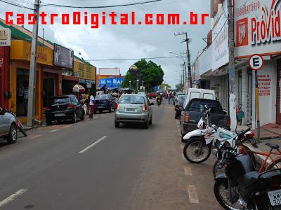 IMAGEM - Rua Getúlio Vargas - Bacabal