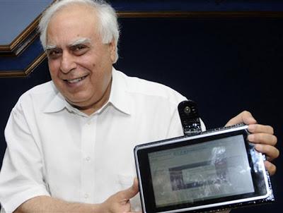 Índia cria computador de 35 dólares