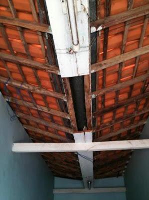 IMAGEM - Instalação elétrica no Fórum de Parnarama