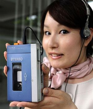Sony decreta morte do Walkman no Japão