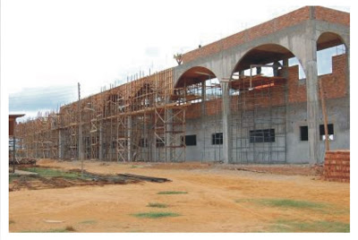 Inauguração do campus do IFMA de Bacabal