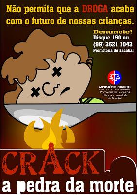 MP de Bacabal promoveu 'Caminhada da Cidadania' contra o crack
