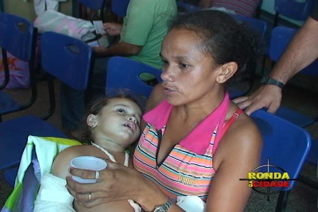 Saúde de Bacabal mata criança de 3 anos de idade