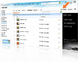 IMAGEM - Bug no Hotmail na virada para 2011 excluiu e-mails de milhares de usuários