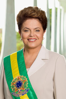 Dilma está na lista das 100 mulheres mais inspiradoras do mundo