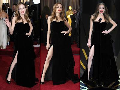Lista de ganhadores do Oscar 2012 – Atriz Angelina Jolie vira 'meme'
