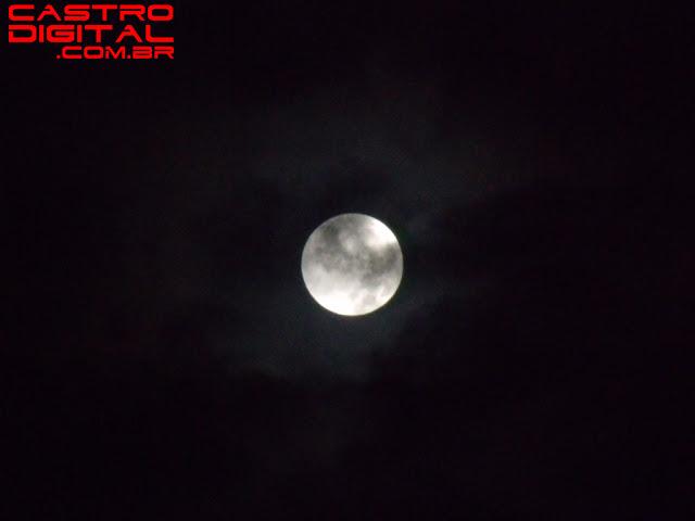 IMAGEM - Lua mais próxima da Terra, Perigeu ou Superlua