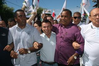 Zé Alberto e Taugi Lago são homologados candidatos a Prefeitura de Bacabal em convenção do PMDB