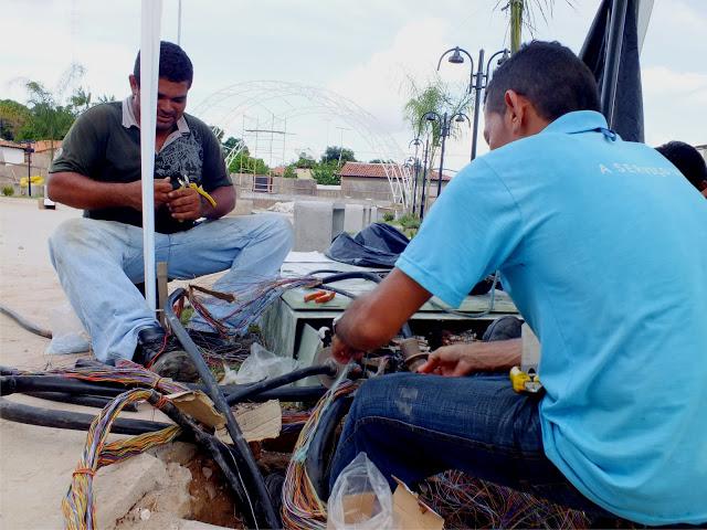 Prefeitura de Bacabal deixa população sem internet e telefone fixo