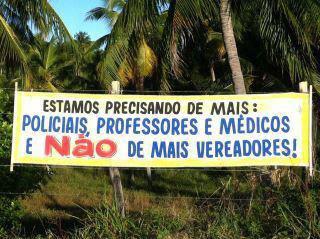 Bacabal terá 17 vereadores a partir das Eleições 2012