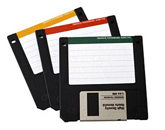 Quando foi a última vez que você usou um disquete?