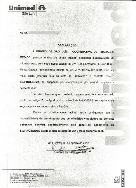 Convênio entre Sinproesemma e empresas lesa professores do Maranhão