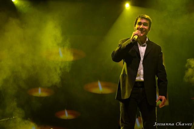 Fotos do show do padre Fábio de Melo em Bacabal