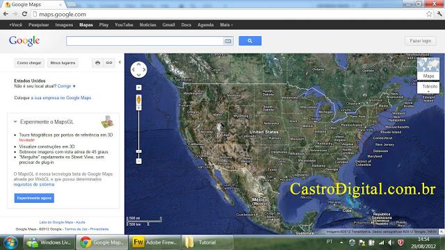 Tutorial: como ver fotos em 360 graus no Google Street View num passeio virtual pelas ruas das cidades