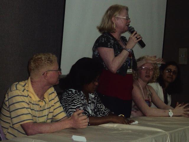 II Encontro Estadual de Pessoas com Albinismo é realizado em Salvador – BA