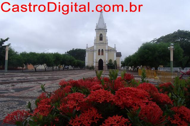 Igreja Matriz e Catedral de Santa Teresinha - Bacabal - MA