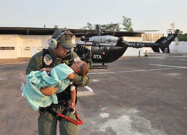 Resgate aeromédico é implantado no Maranhão