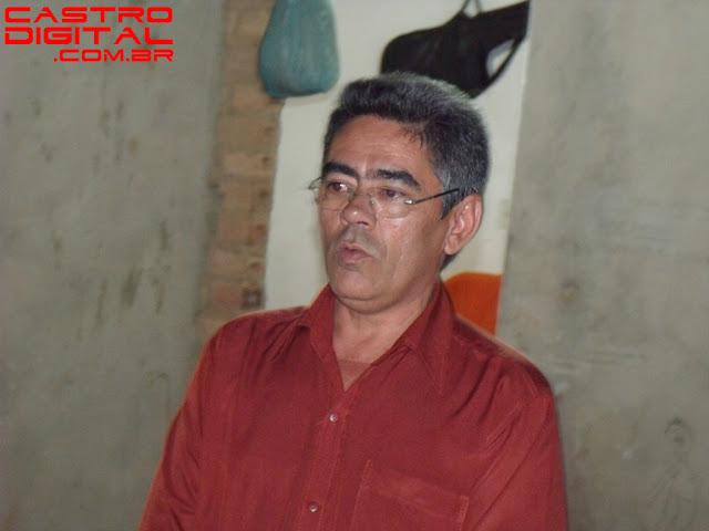 Vereador Manuel da Concórdia sonha ser prefeito de Bacabal