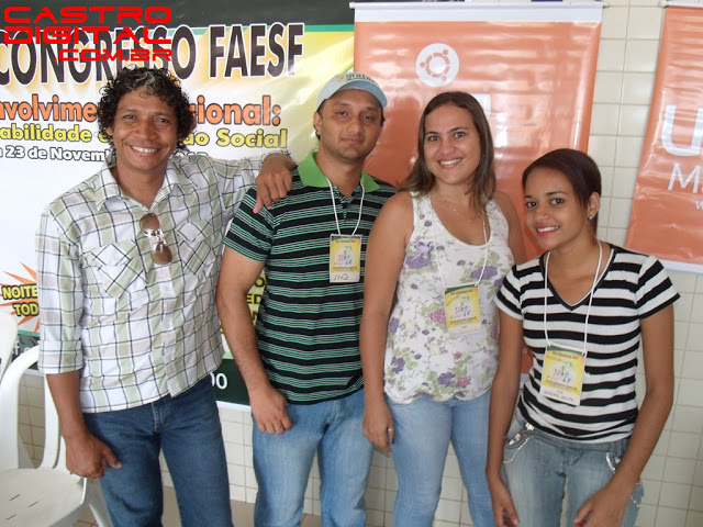 II Encontro de Computação em Pedreiras - MA no VIII Congresso da FEASF