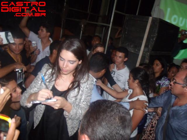 Show de Rafaela Pinho em Pedreiras - MA