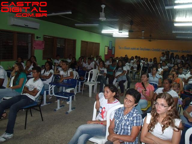 Fotos do Peculiarte 2012 do Colégio Estado do Ceará em Bacabal – MA