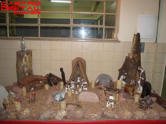 Fotos da exposição de presépios de natal 2012 do CEFRAM