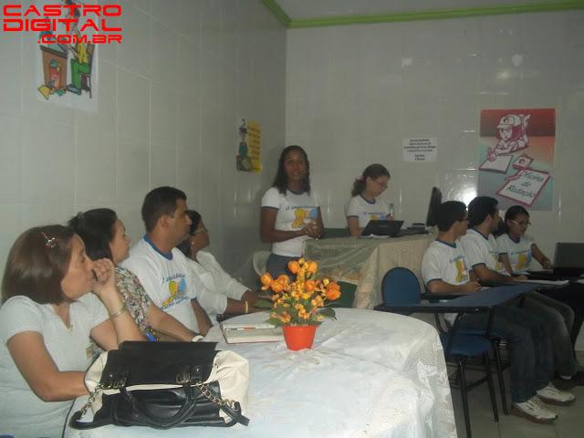 Fotos do seminário do 7° período 2012.2 de Pedagogia do CESB/UEMA