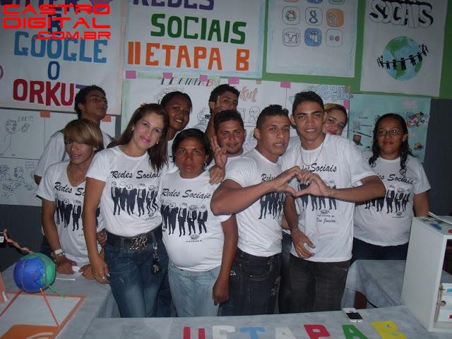 Fotos da feira multidisciplinar 2012 do Colégio CEMA de Bacabal – MA