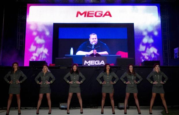 Mega, novo site do criador do Megaupload, oferece 50GB de espaço grátis
