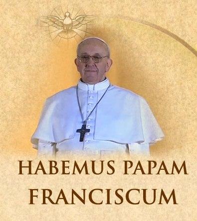 Argentino Jorge Mario Bergoglio é o novo Papa